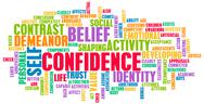 Stock Illustration of confidence