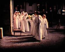 8MM katolista ehtoollista - 1967 1 Arkistovideo