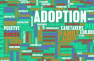 Stock Illustration of adoption