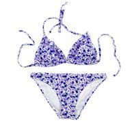 colorful bikini - stock photo