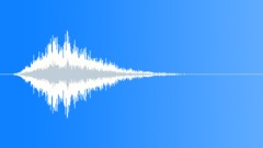 Metallic blaze swoosh Sound Effect