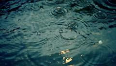 Water Ripples Stock Footage