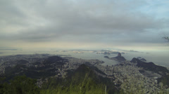 4K UHD Rio de Janeiro and Sugarloaf nountain Stock Footage