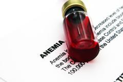 Anemia Stock Photos