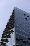 Germany, Munich, Fraunhofer Gesellschaft, View of headquarter building - stock photo