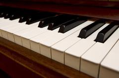 Soittimet - piano Kuvituskuvat