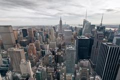 New York rakennusten Kuvituskuvat