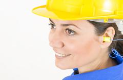 protective equipment - stock photo