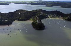 Stock Photo of bay of islands, new zealand