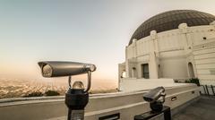Los Angeles View Stock Photos