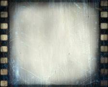 Film Strip Overlay - stock footage