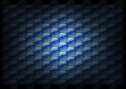 Stock Illustration of hexagon background