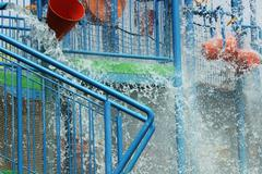 Stock Photo of aqua park