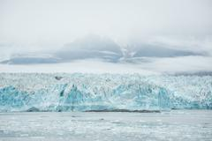 Hubbard glacier, alaska Stock Photos