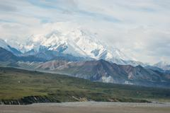 Denali (mt. mckinley) Stock Photos