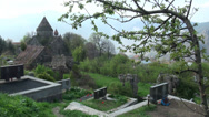 Stock Video Footage of Armenian monastery, setting, religion, church, Armenia, architecture