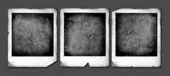 Polaroid Stock Photos