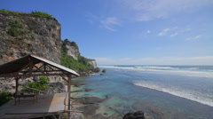 OCEAN VIEW INDONESIA Stock Footage