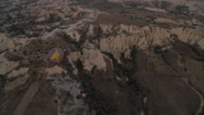 Stock Video Footage of CAPPADOCIA AERIAL VIEW