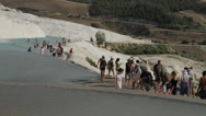 Stock Video Footage of CAPPADOCIA TOURISTS