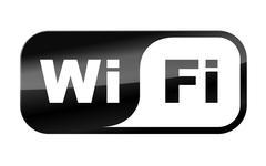 wi-fi - stock illustration