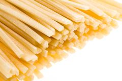 fresh pasta - stock photo