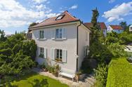Stock Photo of Germany, Baden-Wurttemberg, Stuttgart, View of detached house