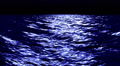Ocean Waves Moolight LM03 Loop Animation HD Footage