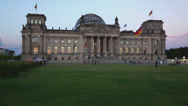Stock Video Footage of Reichstag, Berlin, Germany