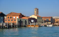 Italy, Venice, Glass workshops on Murano Island Stock Photos