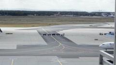 Boeing 737 El Al Stock Footage