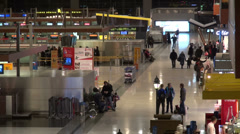 Sahiba Gokcen International Airport, Istanbul Stock Footage