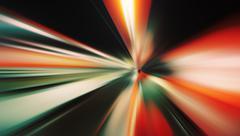 motion blur background - stock photo