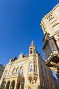 Stock Photo of Luxembourg, View of Cercle Municipal