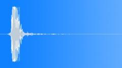 Car door close - Hard - sound effect