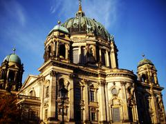 Berlin Dom Stock Photos