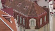 Stock Video Footage of Architecture streets of Tallinn 24