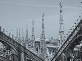 Stock Photo of duomo, milan