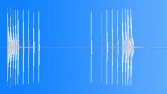 Ajatus kupla ponnahtaa 10 Äänitehoste