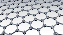 Molecular nanostructure Stock Footage