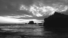 shoreline - stock footage