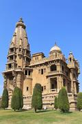 baron empain palace - stock photo