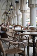 Kuva esittää paju huonekalut ravintola Kuvituskuvat