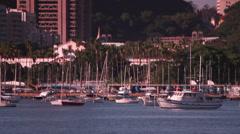 Port. Rio de Janeiro / Brazil Stock Footage