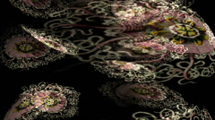 Discomedusa Jellyfish Spin Stock Footage