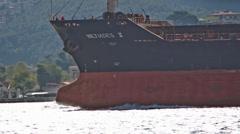Bulk Carrier - stock footage