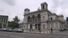 Bank of Georgia, Tbilisi Stock Footage