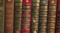 Books 1 Stock Footage