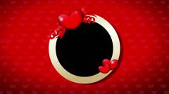 Valentines & wedding Stock Footage