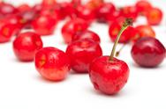 Stock Photo of cherries